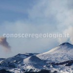 Etna, attività esplosiva in corso al Cratere di SE