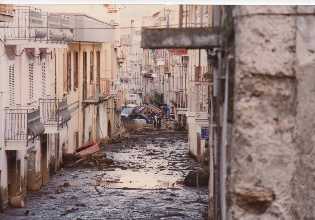 22° anniversario delle frane di Sarno, i geologi