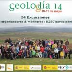"""Torna in Spagna l'appuntamento con il Geolodía, """"il giorno della Geologia"""""""
