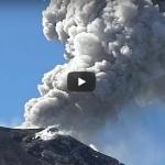 Guatemala: attività eruttiva del Volcan de Fuego – VIDEO INGV