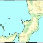Terremoto di magnitudo ML 4.4 ore 04:50:55 in zona Costa Calabra sud occidentale