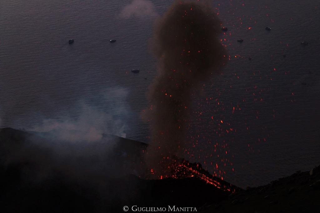 Eruzione dello Stromboli, intervista al vulcanologo Marco Viccaro