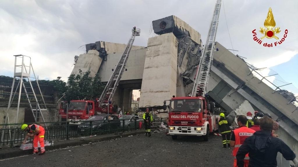 Crollo ponte Morandi, il parere dei geologi