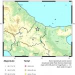 Evento sismico Ml 4.7 (Mw 4.6) in provincia di Campobasso 14 agosto 2018