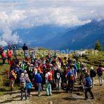 I geologi del Veneto in escursione al Monte Rite con le splendide spiegazioni di Piero Gianolla