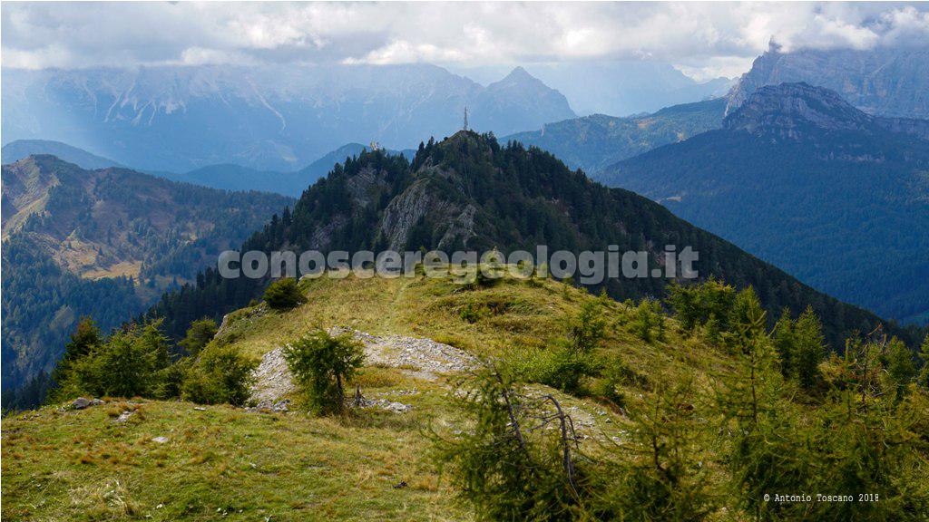Escursione dei geologi al Monte Rite – FOTOGALLERY CONOSCEREGEOLOGIA