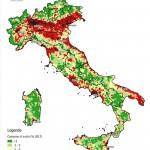 Consumo di suolo in Italia, ISPRA: incremento inarrestabile