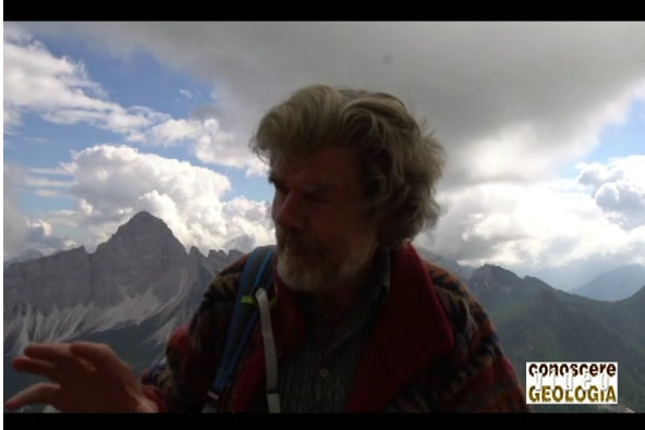 La nostra intervista a Reinhold Messner – VIDEO CONOSCEREGEOLOGIA