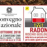 Il gas radon è la seconda causa di tumore ai polmoni dopo il fumo, un convegno a Roma