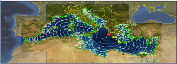 Il maremoto del 26 ottobre 2018 nel Mediterraneo