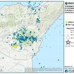 Terremoto in provincia di Catania del 6 ottobre 2018: aggiornamento delle ore 16:00
