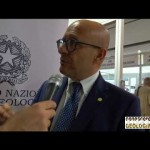 I Geologi al GEOFLUID 2018 – VIDEO INTERVISTA AL PRESIDENTE DEL CNG FRANCESCO PEDUTO