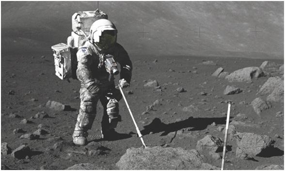 La geologia e lo sbarco sulla Luna