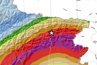 Evento sismico del 14 giugno 2019 (Ml 4.0) in provincia di Udine, un'area ad alta pericolosità sismica