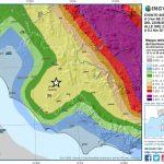 Evento sismico di magnitudo Mw 3.6 in provincia di Roma