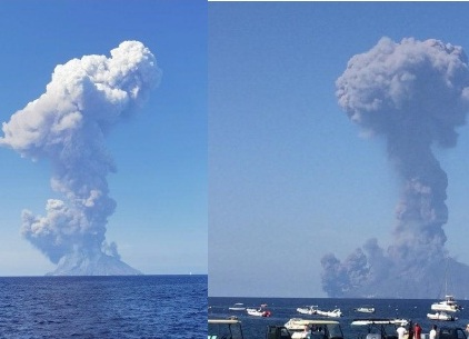 Eruzione Stromboli: parlano i geologi