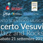 Jazz & Rocks, appuntamento alla jam session con il Vesuvio