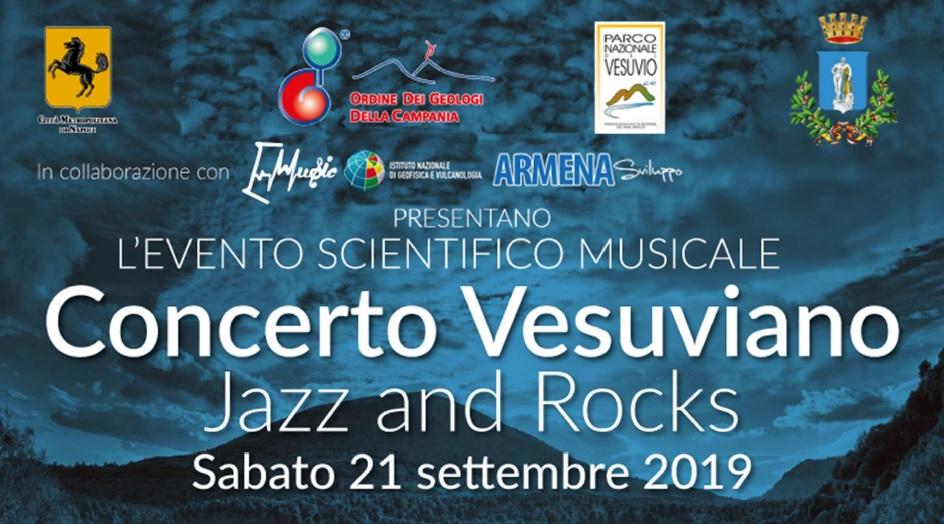 Jazz & Rocks, appuntamento alla jam session con il Vesuvio