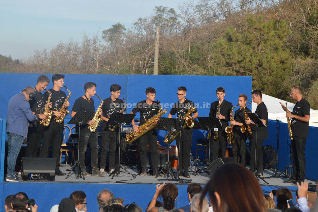 Concerto Vesuviano Jazz and Rocks, le foto di Conosceregeologia