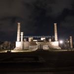Gli scavi di Pompei illuminati – FOTOGALLERY CONOSCEREGEOLOGIA