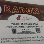 Il ruolo del geologo nella valutazione del Rischio Radon