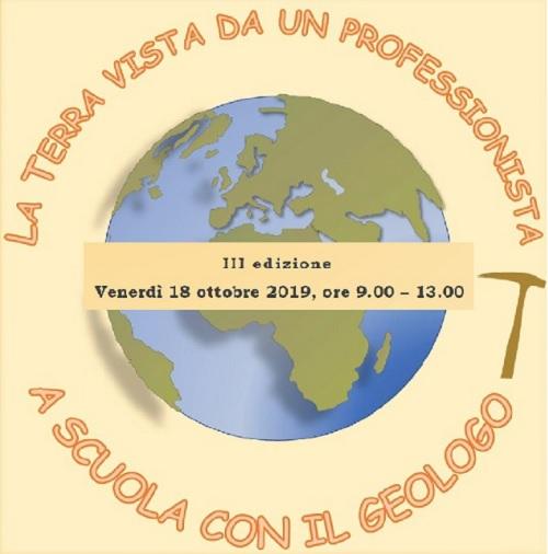 A scuola con il Geologo, terza edizione