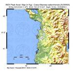 Terremoto di magnitudo Mwp 6.5 nella zona della Costa Albanese settentrionale