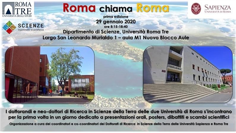 Roma chiama Roma 2020