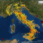Focus sui terremoti del 2019