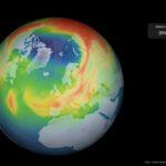 Il buco dell'ozono si sta lentamente chiudendo al Polo Sud. Situazione diversa in Artide