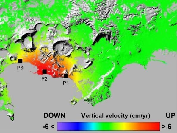 Gli spostamenti del suolo dei Campi Flegrei, parla il Dr. Giuseppe Solaro del CNR- IREA