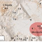 INGV. Uno studio sismologico rivede il ruolo della struttura geologica sullo scuotimento di Onna (AQ) durante il terremoto del 2009