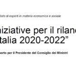 Iniziative per il rilancio Italia 2020-2022, il Piano Colao visto da un geologo