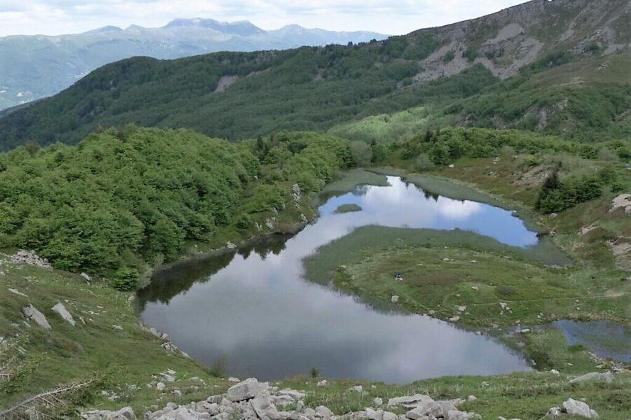 Il Lago Nero, un antico passato segnato dai ghiacciai (Video)