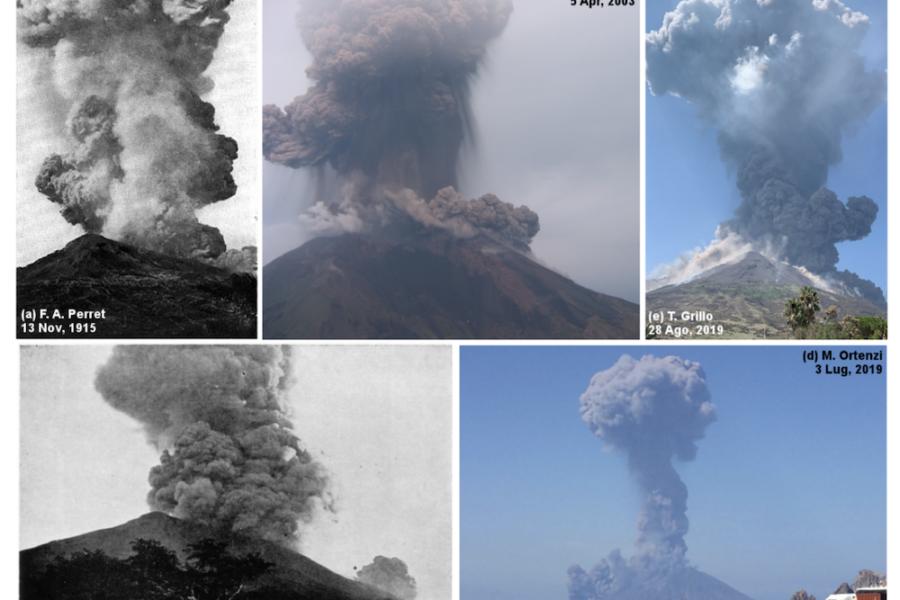 Stromboli: un libro aperto per prevedere le eruzioni