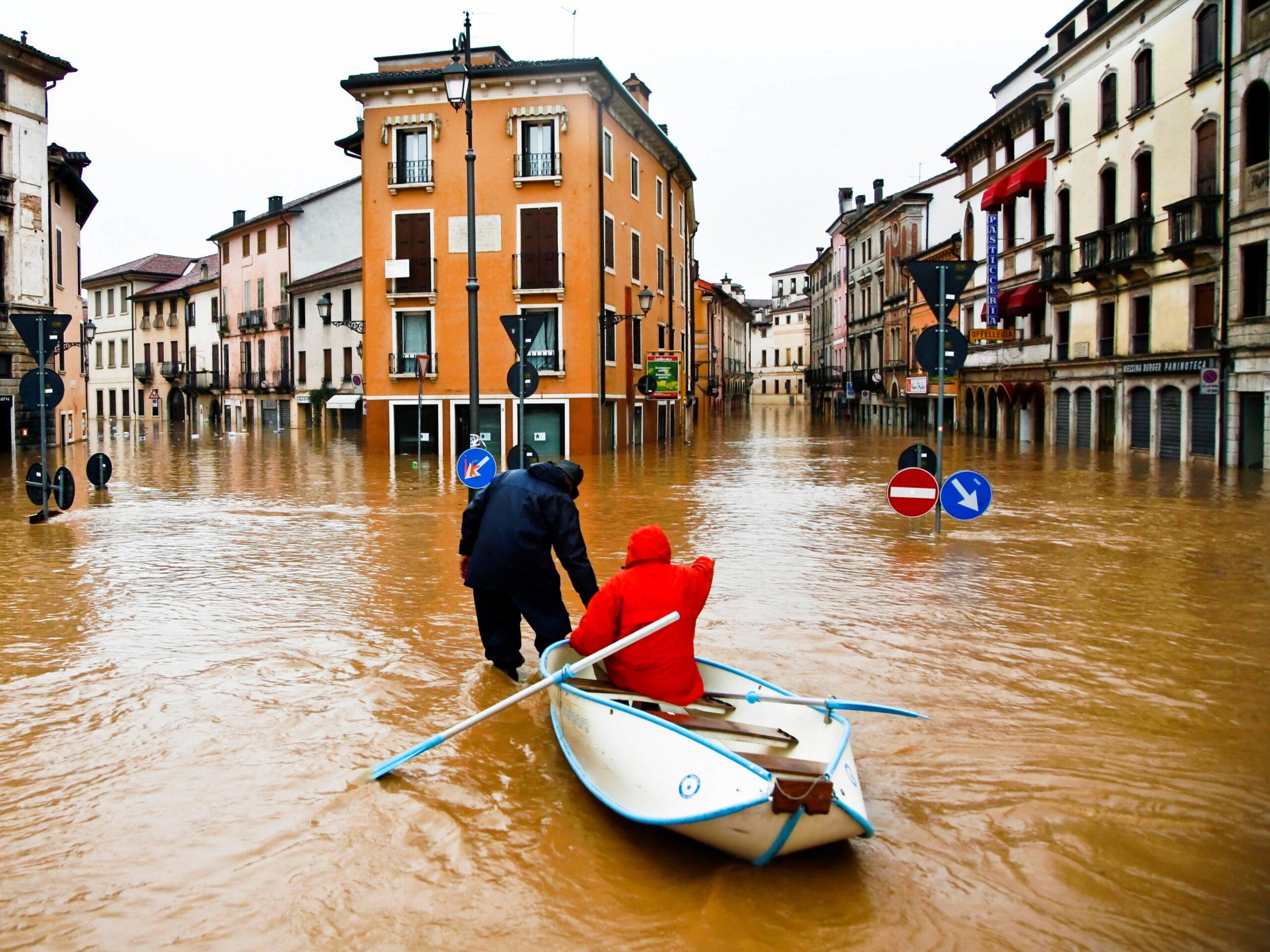 Vicenza, 10° anniversario dell'alluvione