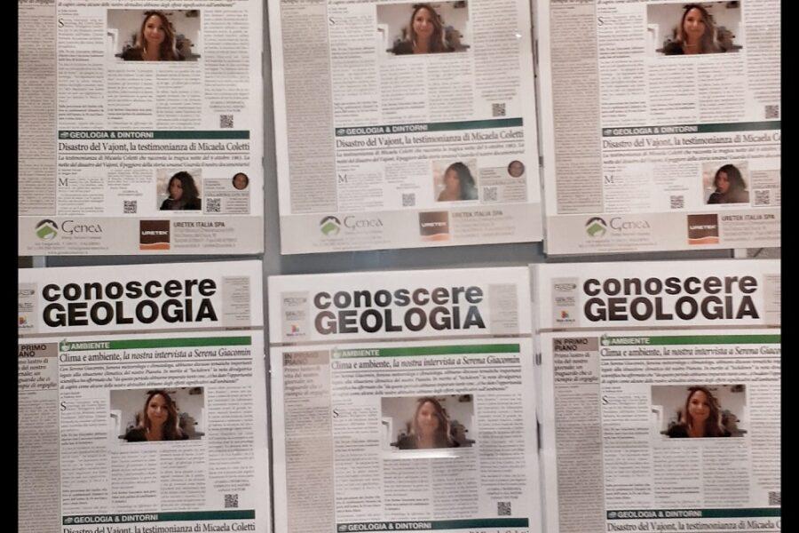 Conoscere Geologia, primo lustro di vita del nostro giornale: un traguardo che ci riempie di orgoglio