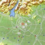 Oggi tre eventi sismici a sud di Verona