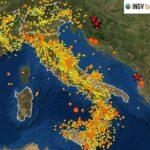 Speciale INGV, i terremoti del 2020