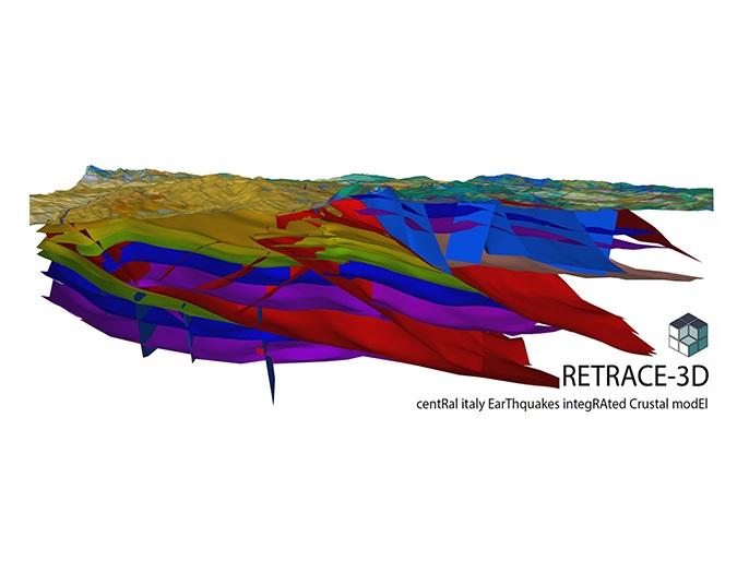 Sisma Italia centrale, con Retrace-3D la ricostruzione in 3D dell'area