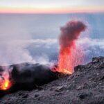 Stromboli: incremento dell'attività vulcanica